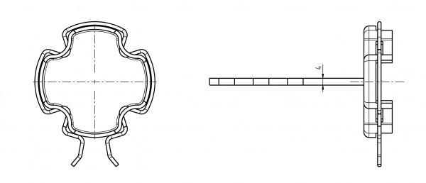 Click-Antriebslager 94401510