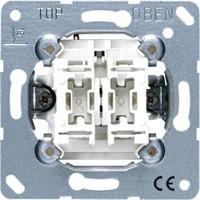 Einsatz Jung 505 U - Serienschalter